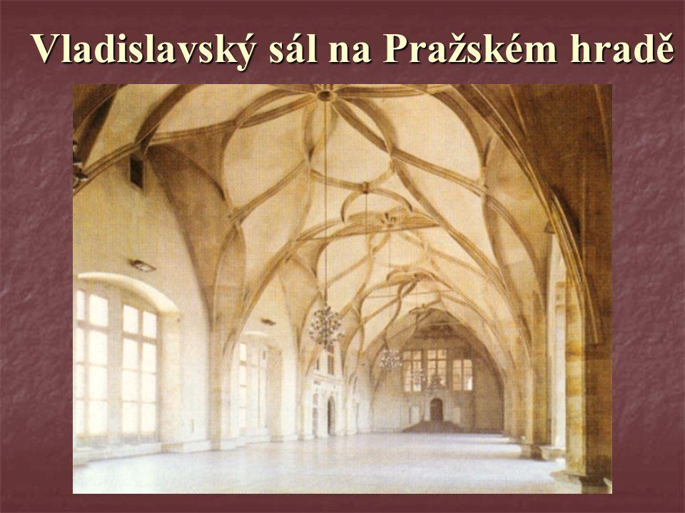 Vladislavský sál na Pražském hradě