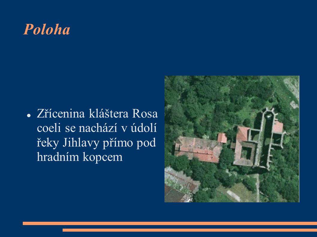  Klášter se řadí k nejvýznamnějším středoevropským církevním stavbám vrcholné gotiky