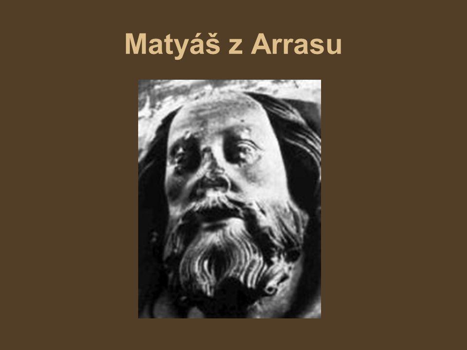 Matyáš z Arrasu