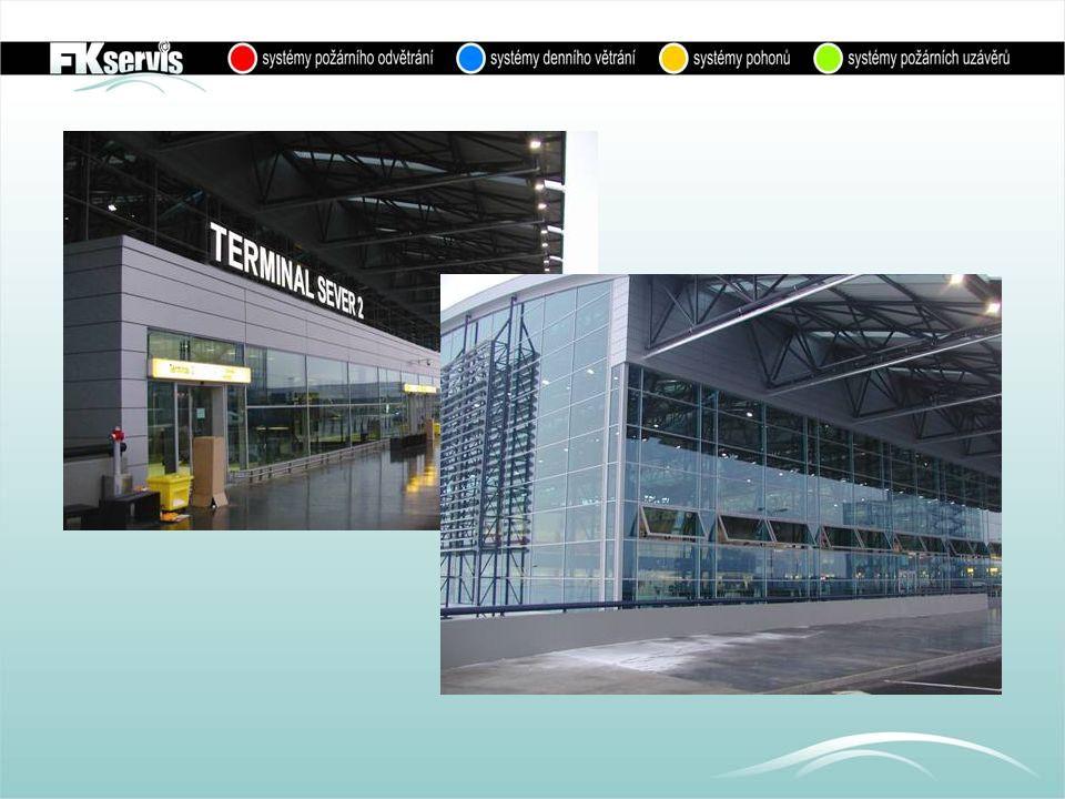 Terminal Sever 2 – letiště Praha Ruzyně