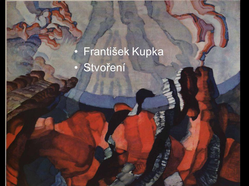 •František Kupka •Stvoření