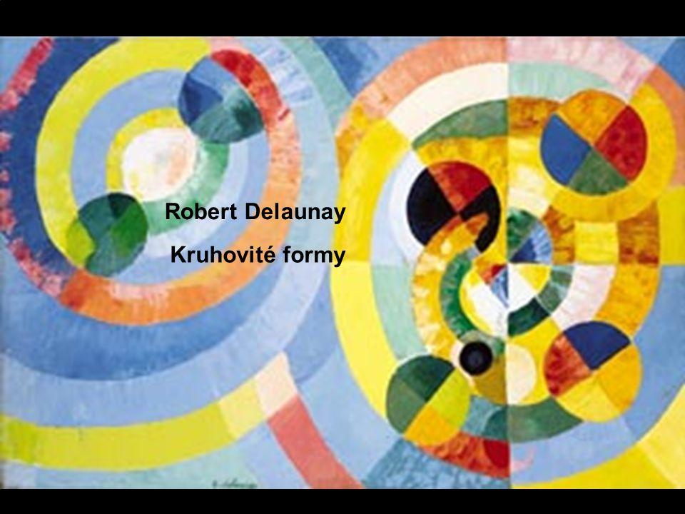 •Vasilij Kandinskij •Obrácená gravitace