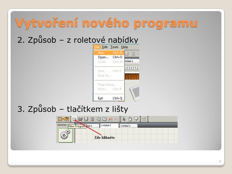 Custom paleta  Obsahuje následující dvě sekce: ◦My bloky – Zde se nachází bloky, které jste sami vytvořili ◦Web downloads – Zde jsou bloky, které jste stáhli z emailu, portálu nebo webových stránek 40
