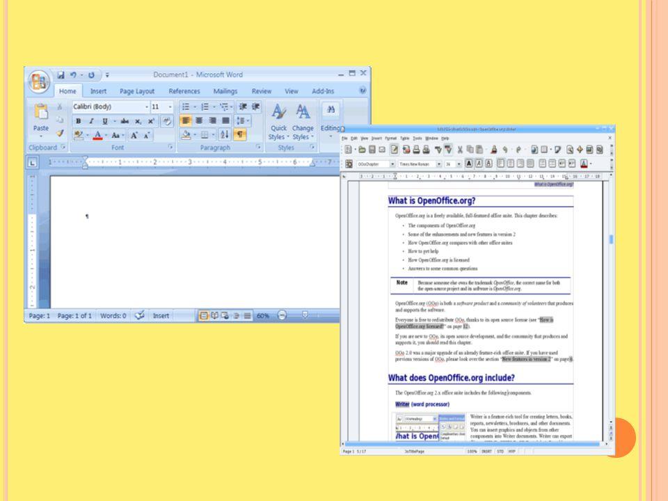 P RÁCE S PDF Vytváření a úprava dokumentů: Adobe Acrobat, PDF-XChange Pro, PDF-XChange Viewer Pro.