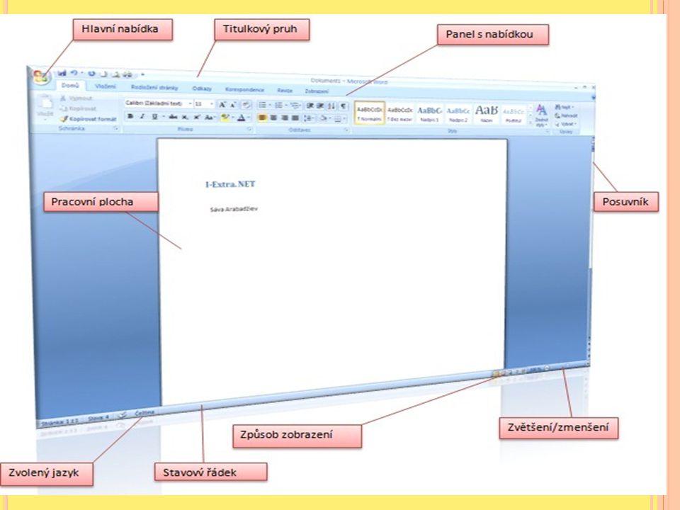 Revize pravopisu Umožňují kontrolu nad daným textem.