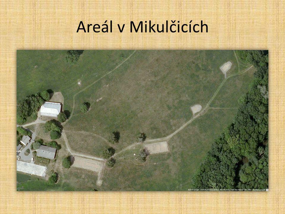 Areál v Mikulčicích