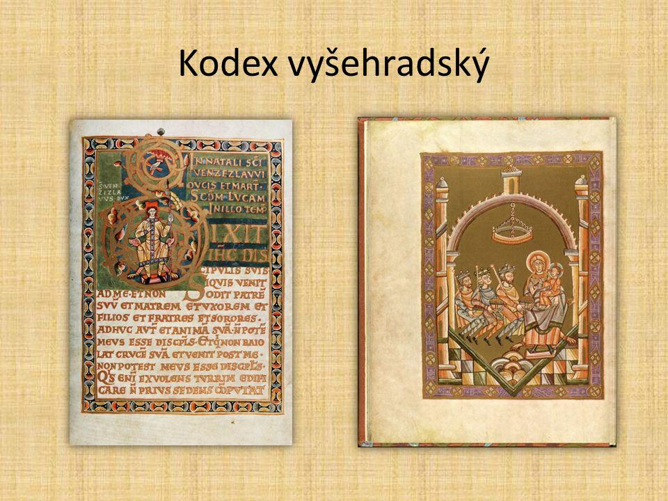 Kodex vyšehradský