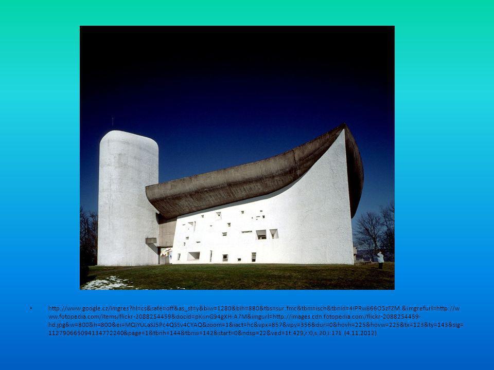 Funkcionalistická architektura u nás • Veletržní palác v Praze - Josef Fuchs, Oldřich Tyl • Obchodní dům Baťa - L.