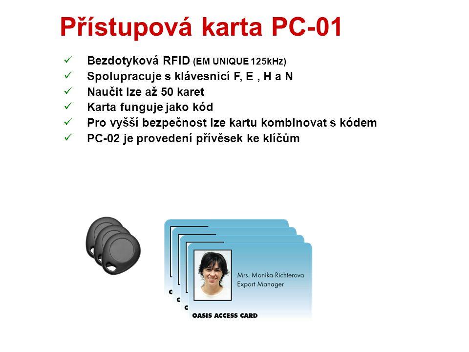 Ovládací modul RC-85  Určený k instalaci do auta  3 vodiče  GND = kostra  A = spojením na +12V vyšle signál A  B = spojením na +12V vyšle signál