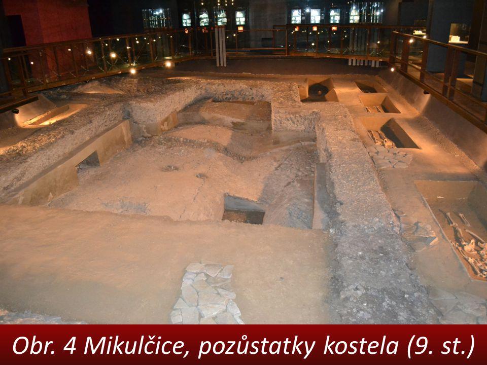 Knížecí Morava na přelomu 11./12.