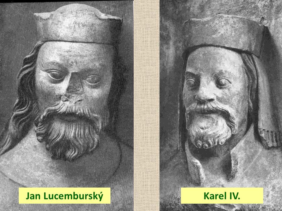 Jan LucemburskýKarel IV.