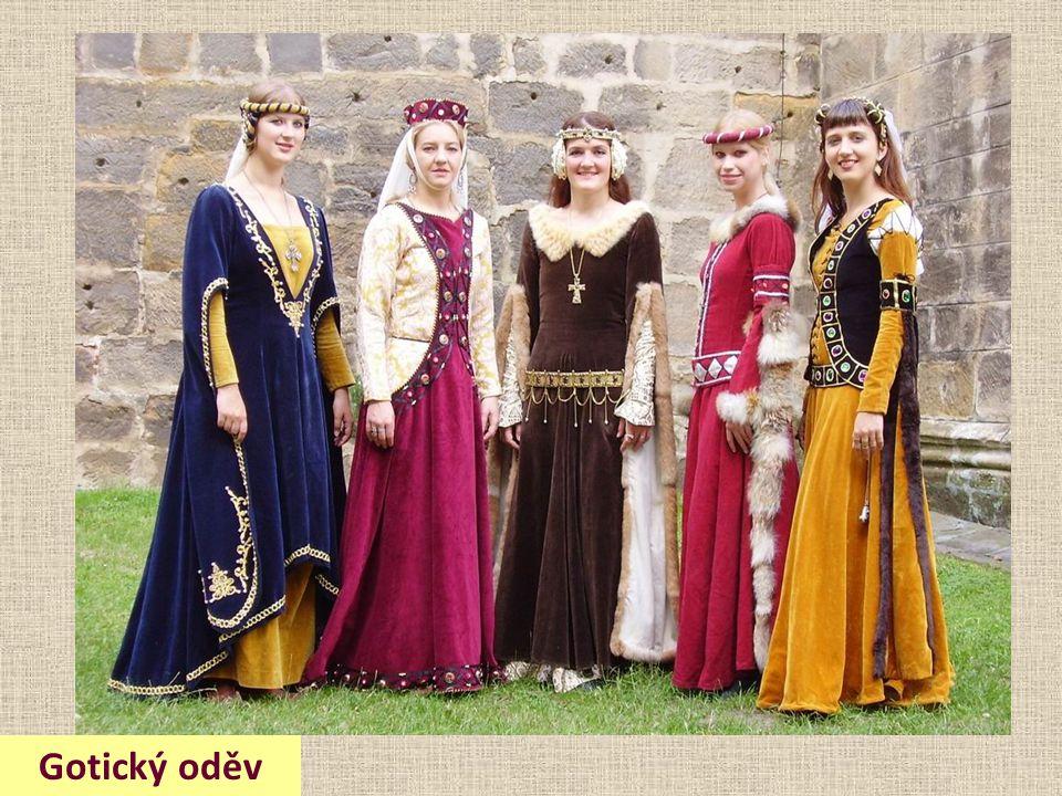 Gotický oděv