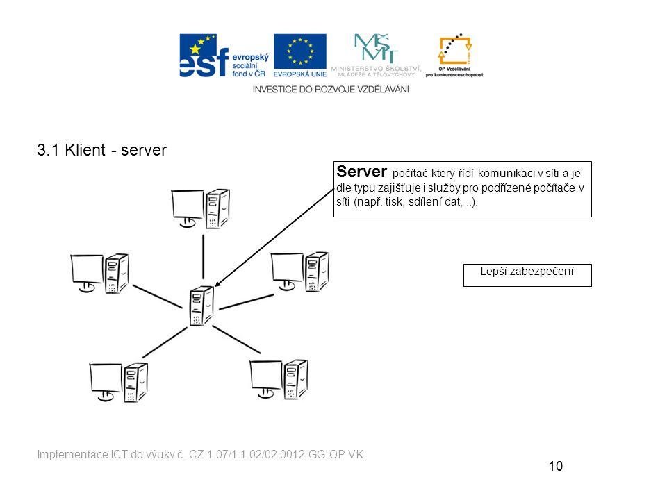 10 Implementace ICT do výuky č.
