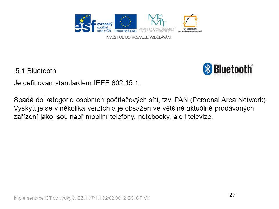27 Implementace ICT do výuky č.