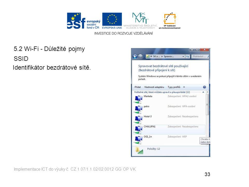 33 Implementace ICT do výuky č.