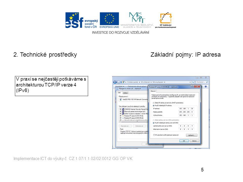 5 Implementace ICT do výuky č.