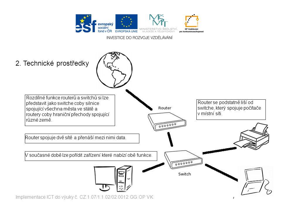 7 Implementace ICT do výuky č.