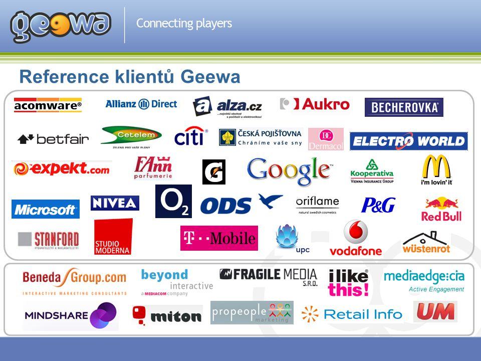 Reference klientů Geewa