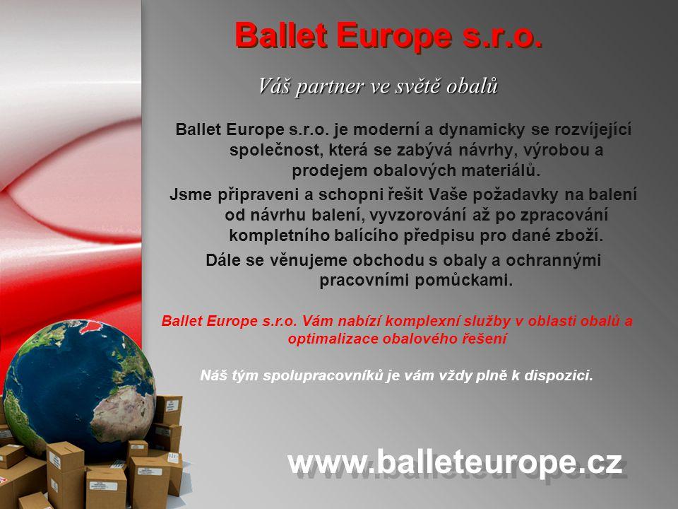 Ballet Europe s.r.o.Ballet Europe s.r.o.
