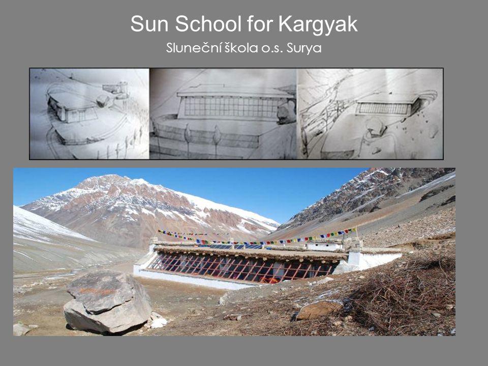 Sun School for Kargyak Sluneční škola o.s. Surya