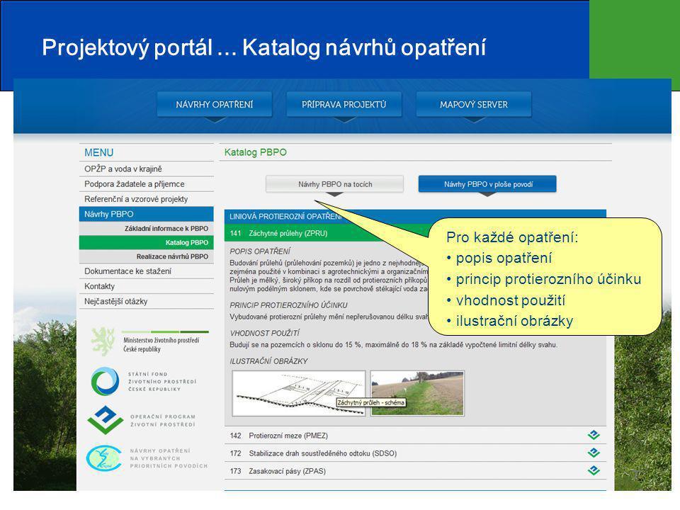 7 Projektový portál...