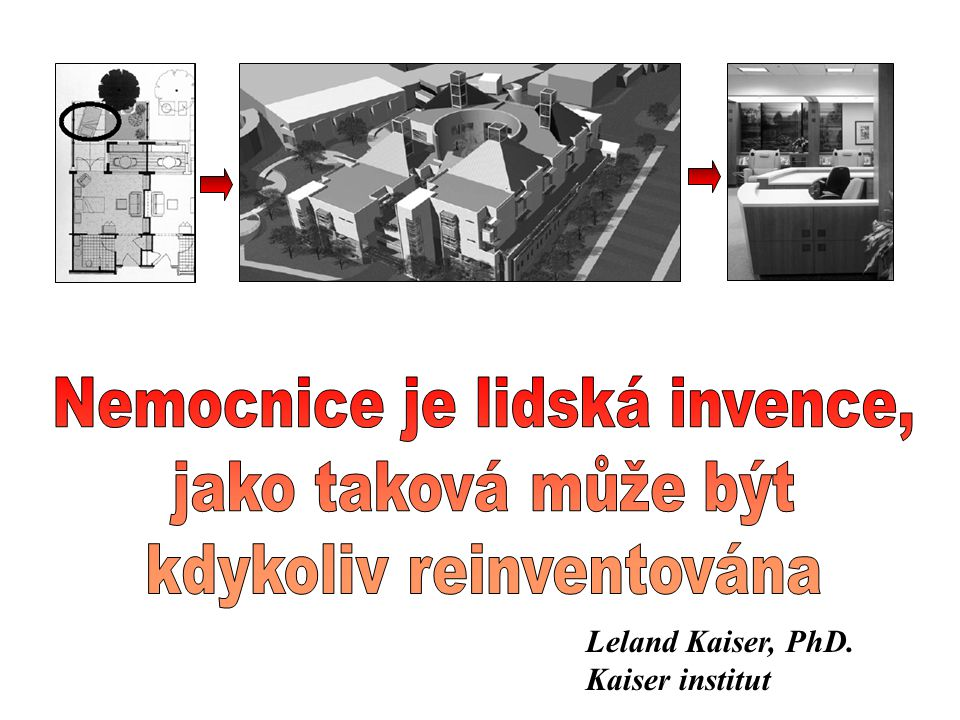 Leland Kaiser, PhD. Kaiser institut