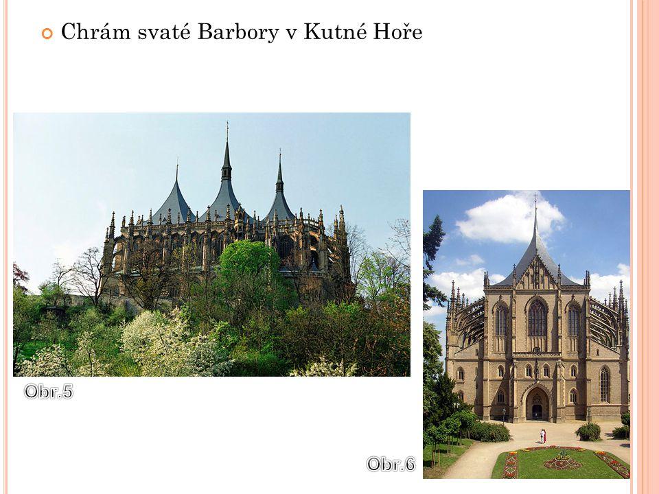 Chrám svatého Bartoloměje v Kolíně
