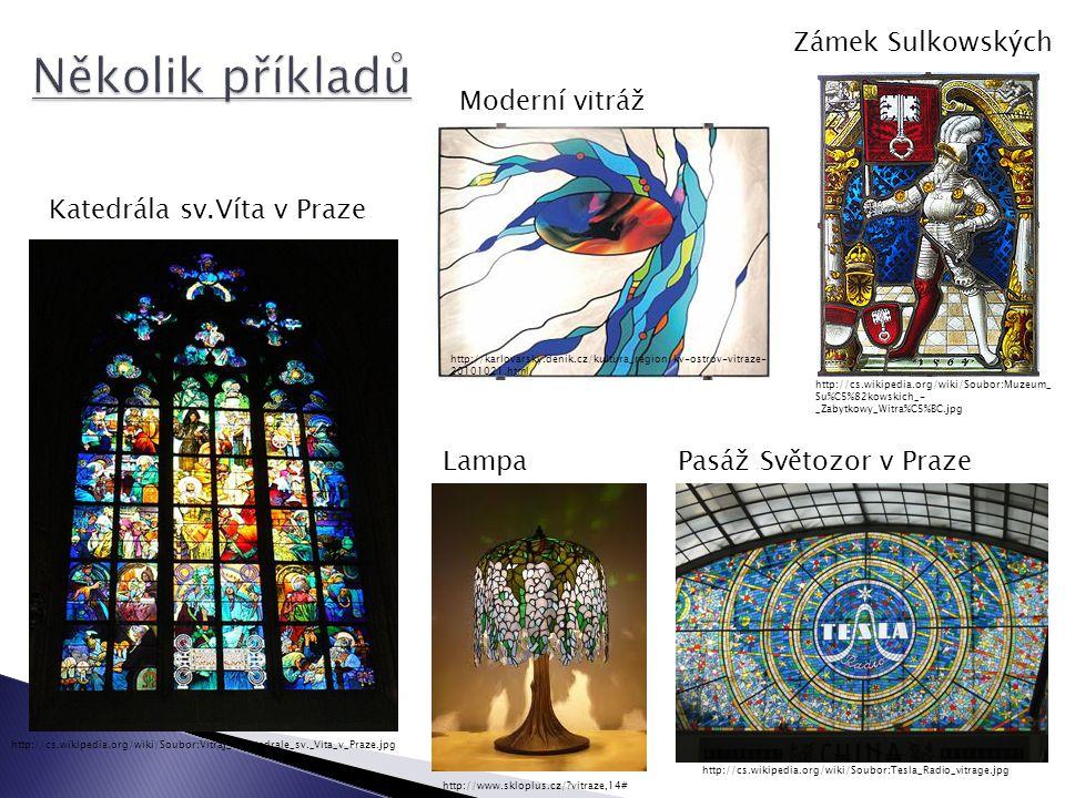 http://cs.wikipedia.org/wiki/Soubor:Vitraj_v_Katedrale_sv._Vita_v_Praze.jpg Katedrála sv.Víta v Praze http://cs.wikipedia.org/wiki/Soubor:Tesla_Radio_
