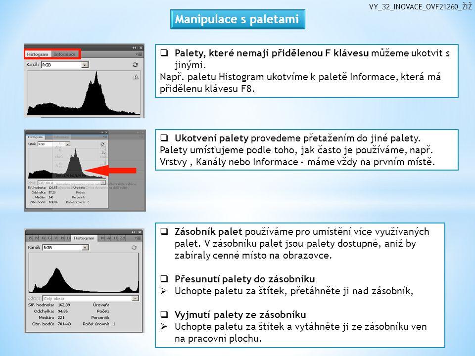 VY_32_INOVACE_OVF21260_ŽIŽ  Zásobník palet používáme pro umístění více využívaných palet.