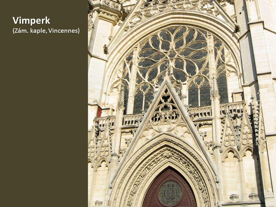 Vimperk (Zám. kaple, Vincennes)