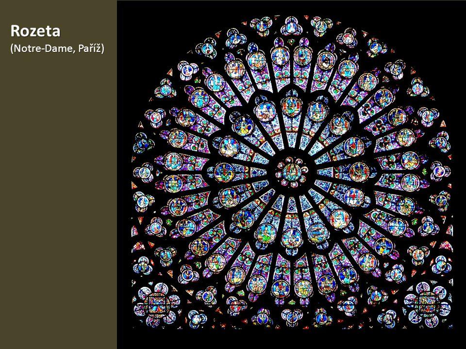 Rozeta (Notre-Dame, Paříž)