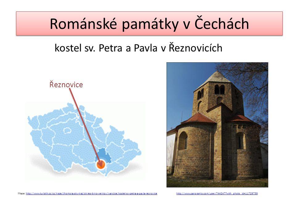 Románské památky v Čechách kostel sv.