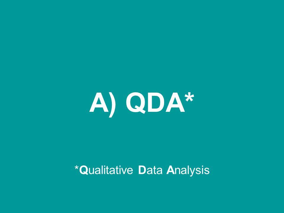KVANTtitativní analýza dat •Standardizace dat a jejich dekontextualizace •Data v podobě čísel •Testování apriorních teorií/hypotéz •Měření četnosti proměnných a jejich vzájemných korelací •Závěr v podobě vyvrácení či potvrzení hypotéz