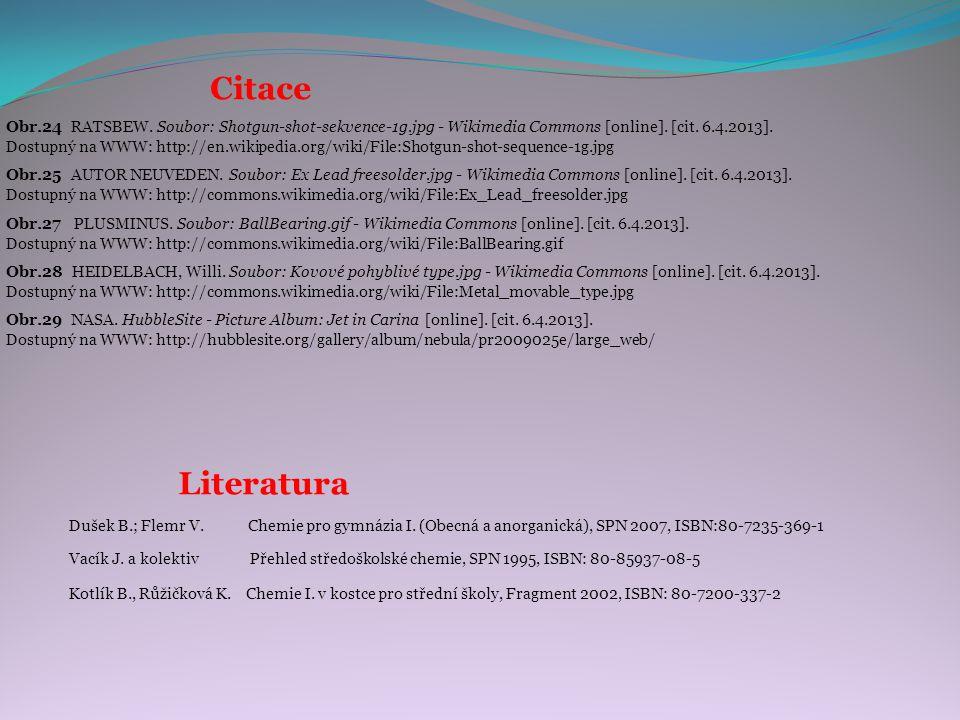 Citace Obr.27 PLUSMINUS. Soubor: BallBearing.gif - Wikimedia Commons [online]. [cit. 6.4.2013]. Dostupný na WWW: http://commons.wikimedia.org/wiki/Fil