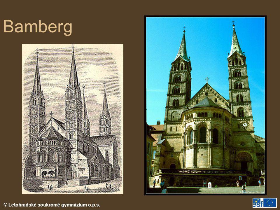 © Letohradské soukromé gymnázium o.p.s. Bamberg