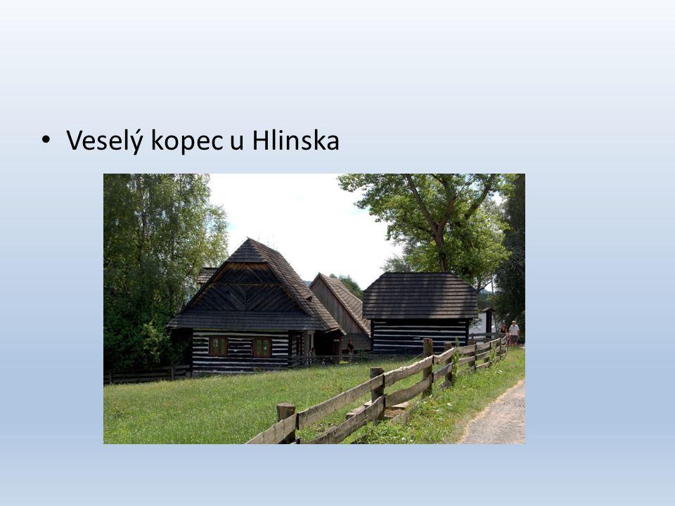 • Veselý kopec u Hlinska