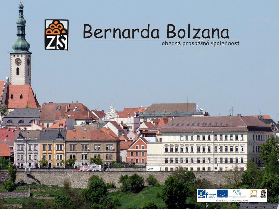 Projekt Bolzanova kreativní škola • Vývoj školního vzdělávacího programu • Informační centrum (knihovna) • Zvýšení kvality výuky cizích jazyků • Elektronický komunikační systém školy • Prohloubení ekologizace provozu školy