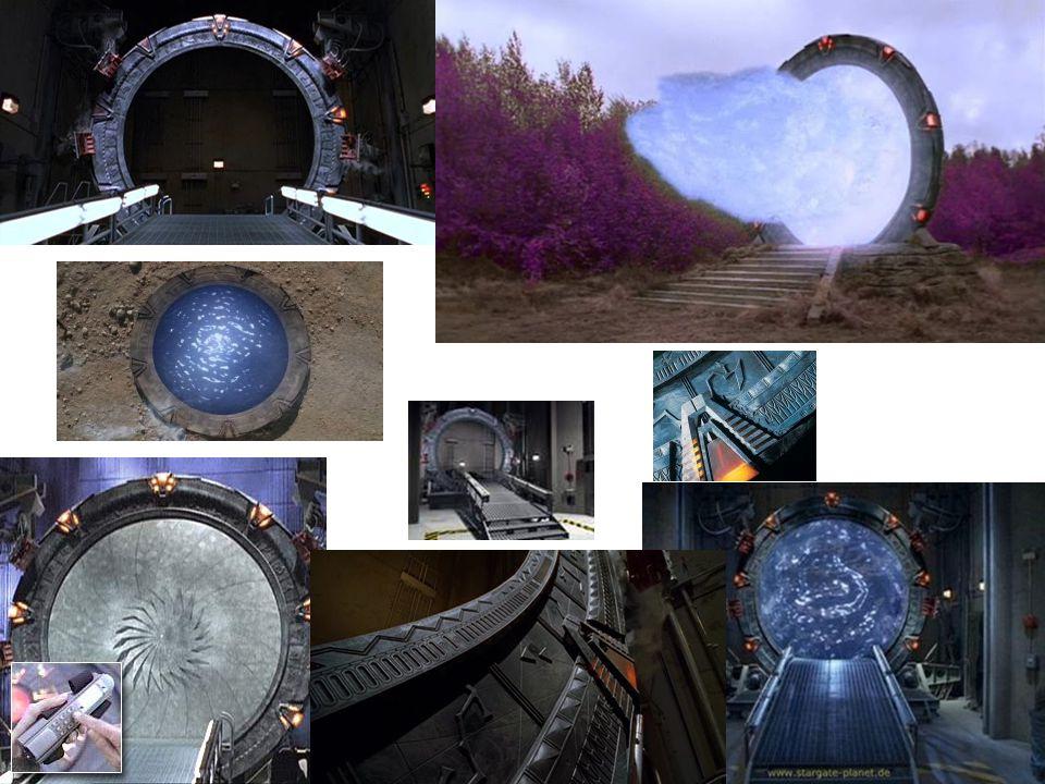 Obsah filmu Hvězdná brána Seriál Stargate SG-1 navazuje na stejnojmenný film z roku 1994.