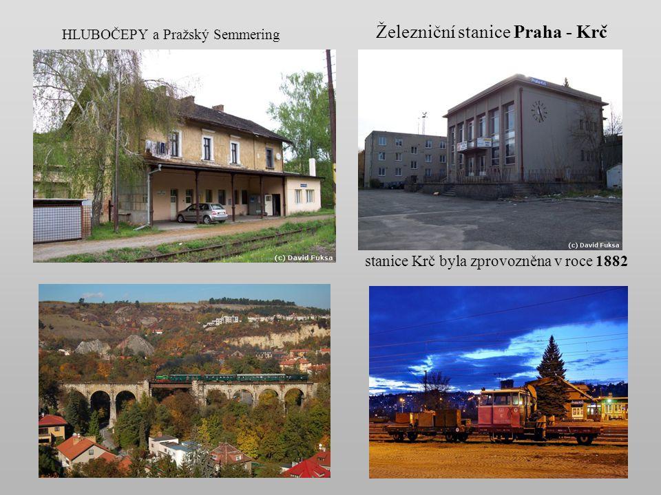 Praha - Dejvice D nešní železniční stanice Praha - Dejvice je vůbec nejstarší železniční stanicí na současném území hl. m. Prahy. Její provoz byl zahá