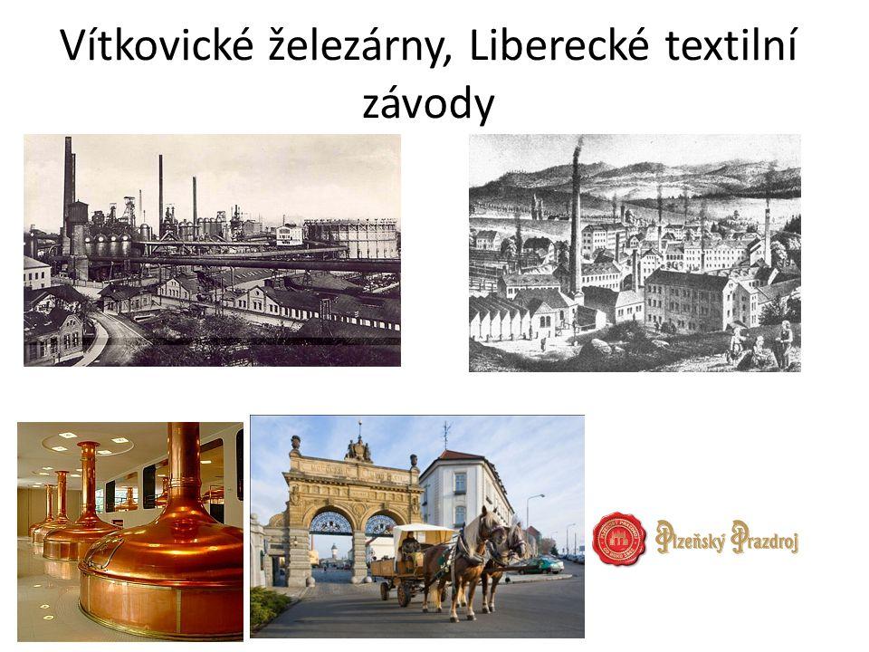 Vítkovické železárny, Liberecké textilní závody