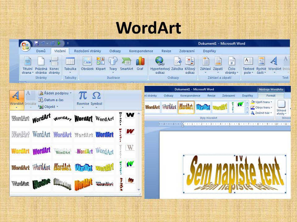WordArt