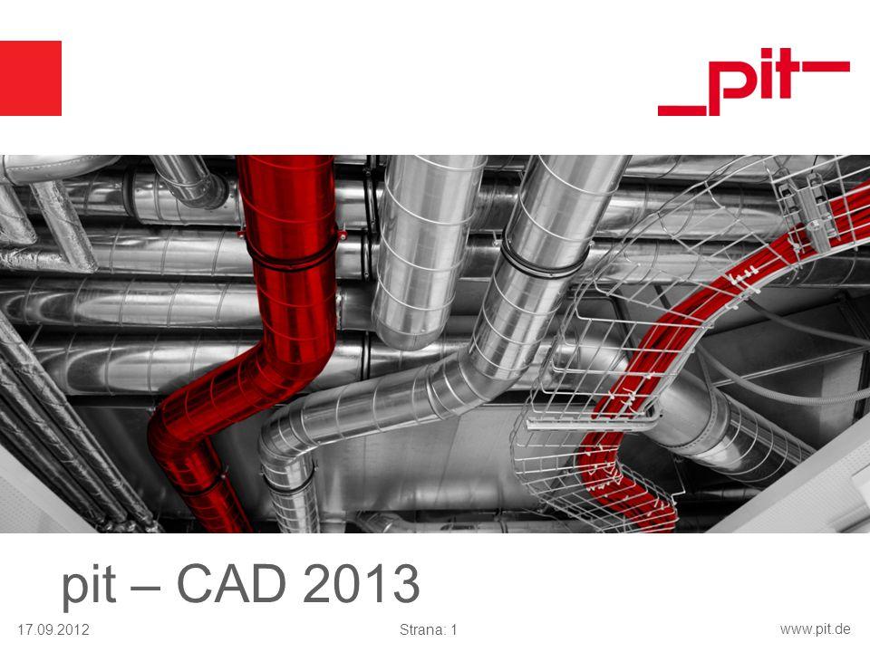 www.pit.de pit – CAD 2013 17.09.2012Strana: 1
