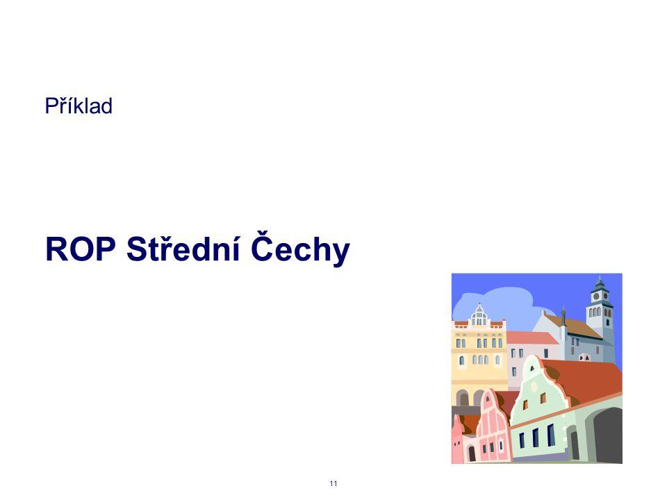 11 Příklad ROP Střední Čechy