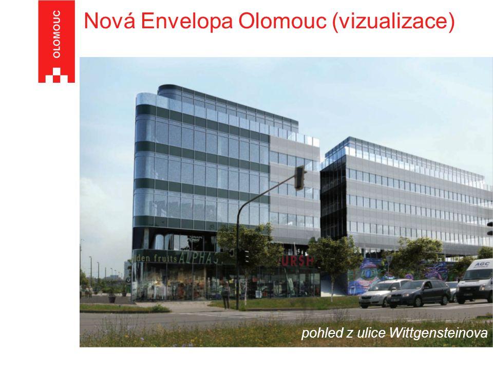 Rozvojové projekty Univerzity Palackého v Olomouci  Lokalita Šlechtitelů – vizualizace nové výstavby