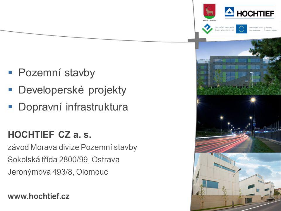 KANALIZACE LETOHRAD - KUNČICE Prezentace projektu 24. září 2012, Letohrad