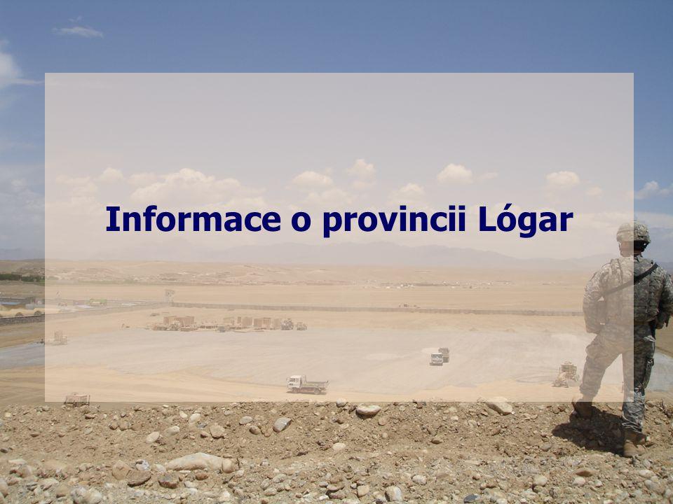 Informace o provincii Lógar