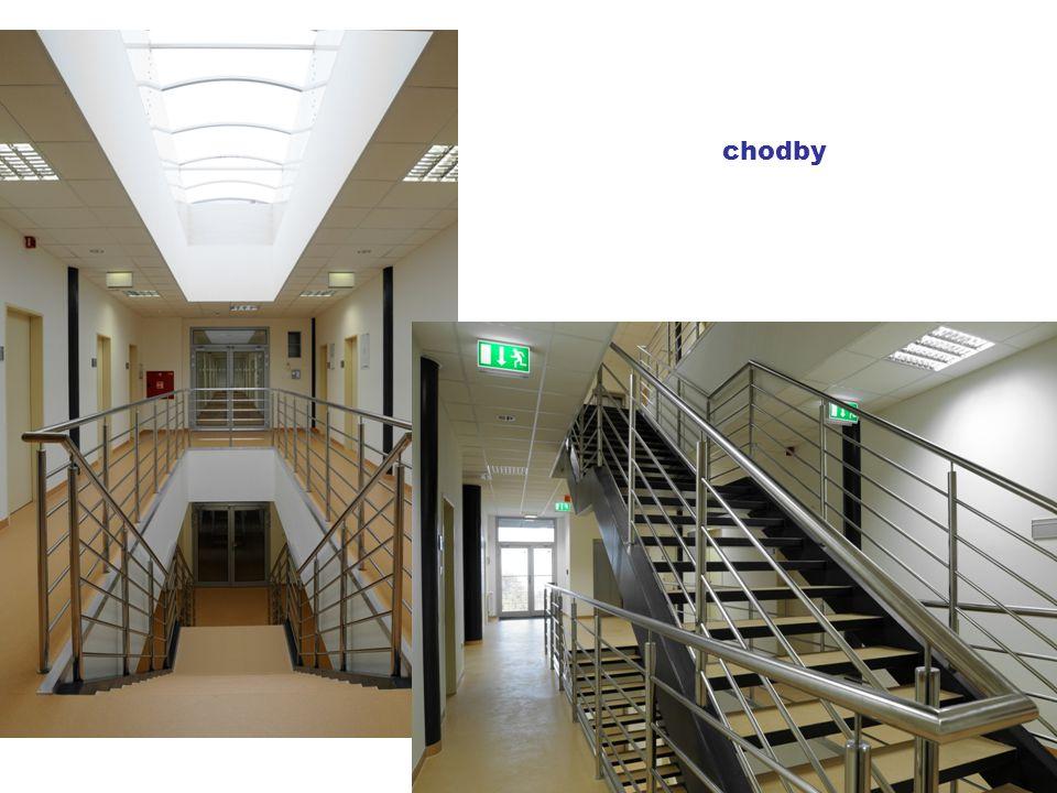 chodby