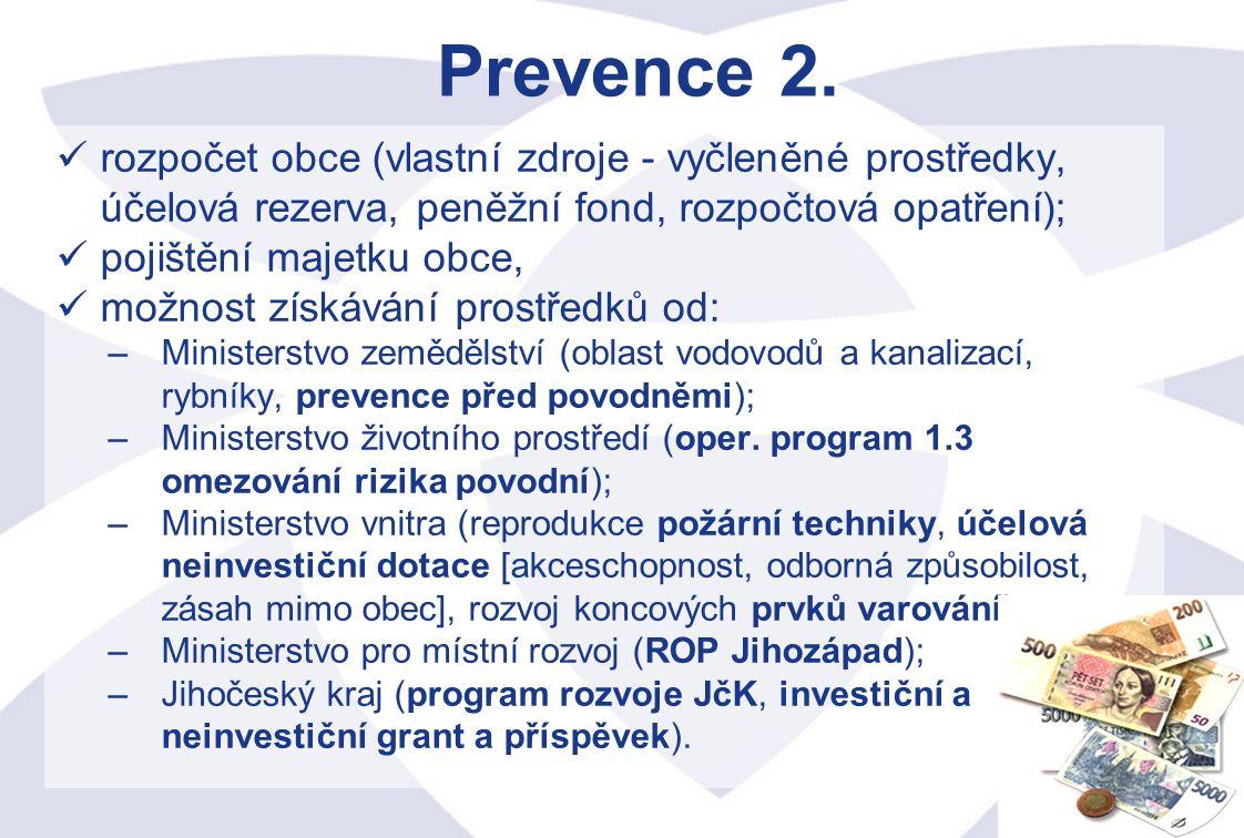 Prevence 2.