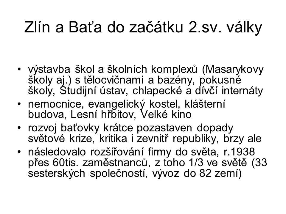 Literatura a zdroje BAŤA, Tomáš: Úvahy a projevy.Institut řízení Praha 1990.