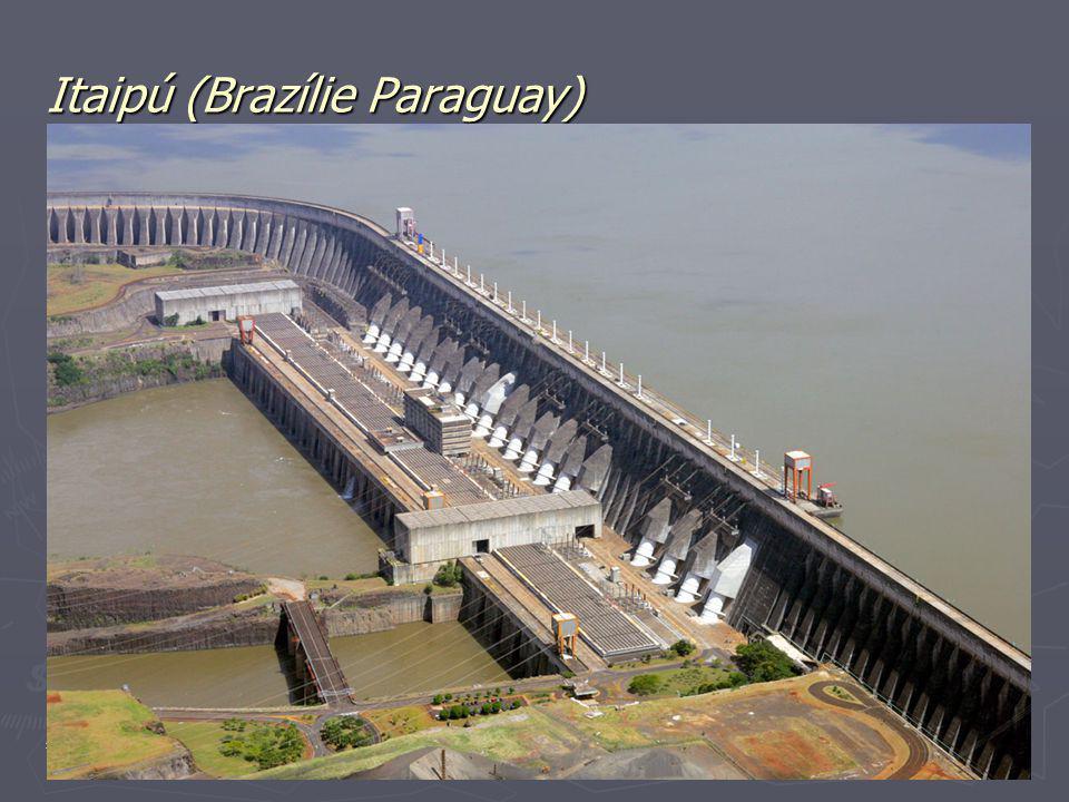 5.11. 2007 Itaipú (Brazílie Paraguay)